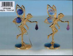 LP10169 GOLD & CRYSTAL FAIRY
