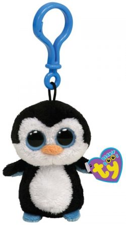TY WADDLES BOO KEY CLIP