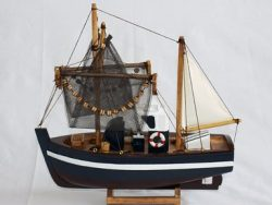 CASW44183 WOODEN TRAWLER