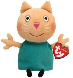 46172 TY BEANIE CANDY CAT