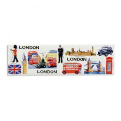 TBD ICONIC LONDON PRINTED MAGNET