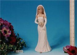 LP8415 BRIDE FIGURINES