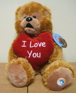 8830 BUNGLE WITH HEART
