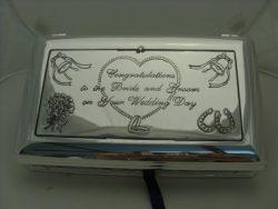 LP9474 SP WEDDING BOX