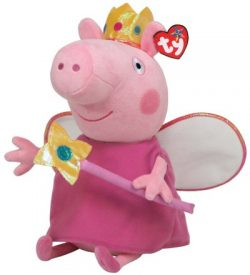 96234 TY PEPPA PRINCESS BUDDY