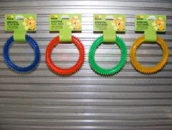 HT793 DOG DENTAL PLAY RING