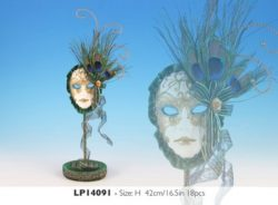 LP14091 MASK JEWEL STAND