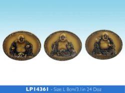 LUCKY BUDDHA MAGNET
