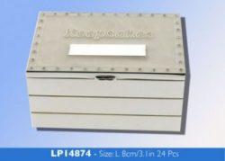 LP14874 S/P KEEPSAKES BOX