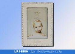 TBD S/P 4X6 BABY FRAME CREAM