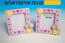 HATTIE FRIENDS FRAME