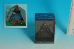PYRAMID BUDDHA PAPERWEIGHT