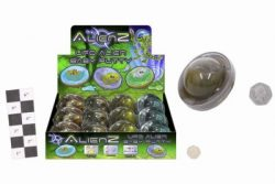 ALIEN BABY UFO PUTTY IN DISPLAY BOX