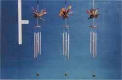 DRAGONFLY GLASS CHIME