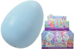 LARGE GROWING FAIRIES & MERMAIDS IN EGG (4 ASSORTED)