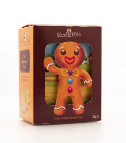 MINI GINGERBREAD MEN 150g