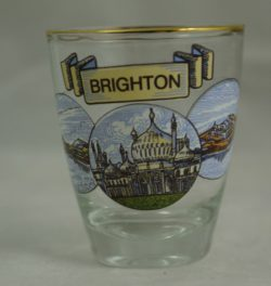 BRIGHTON MINI SHOT GLASS