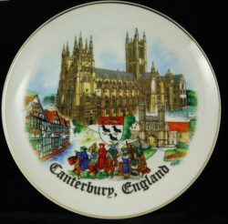 CANTERBURY 7″ PLATE