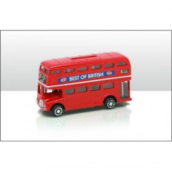 DIE CAST BUS BANK