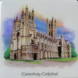 CANTERBURY CATHEDRAL MAGNET