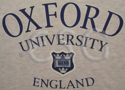 GREY OXFORD T-SHIRT – SMALL