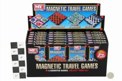 ASSORTED TRAVEL GAMES