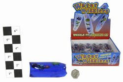 TBD WATER WIGGLER WITH SEA ANIMALS IN DISPLAY BOX