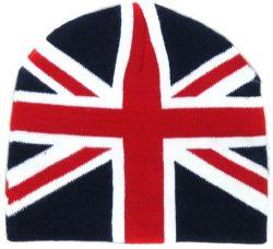 UNION JACK SKI CAP