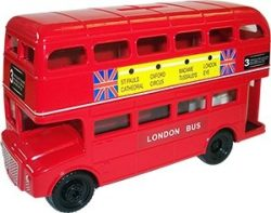LARGE BUS MONEYBOX