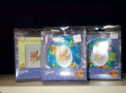 POOH FRAME SMALL 2 ASSORTED