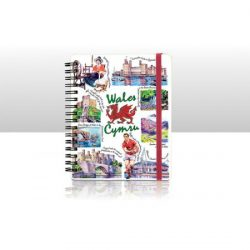 TBD ICONIC WALES NOTEBOOK