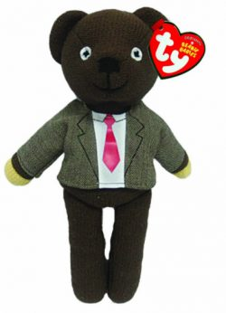 TY BEANIE MR BEAN TEDDY IN JACKET