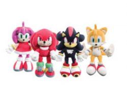 30cm SONIC FRIENDS ONLY
