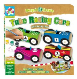 RECYCLE TUBE RACING CARS