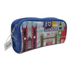 LONDON BUILDINGS COSMETIC CASE