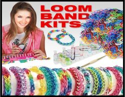 CLEAR PLASTIC FRIENDSHIP LOOM