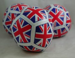 MINI UNION JACK FOOTBALL