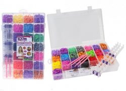 DELUXE 2200PC LOOM SET