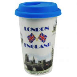 CLASSIC LONDON SCENES TRAVEL MUG