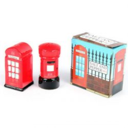 TEL BOX – POST BOX CERAMIC CRUET