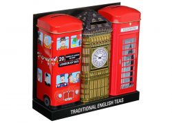 TRIPLE ICON GIFT PACK 3X14 TEABAGS