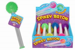 JUMPING JACK BOUNCING BATON WITH LIGHT IN DISPLAY BOX