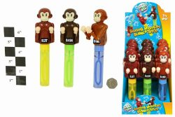DISC BOXING MONKEYS BUBBLE STICK IN PDQ