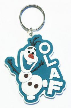 FROZEN KEY CHAIN OLAF PVC KEYCHAIN