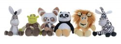 Dreamworks Evergreen Small Plush in CDU