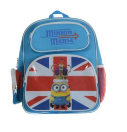 "Minions 13"" British Backpack"