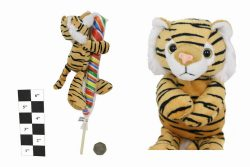 PLUSH & LOLLY TIGER