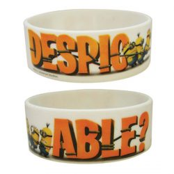 WRISTBANDS DESPICABLE ME 2 (TUG O WAR)