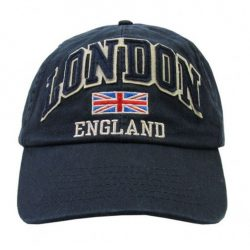 London Harvard Applique Cap
