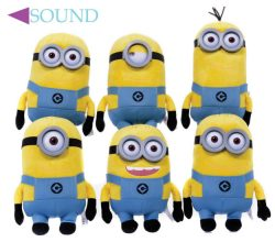MINION WITH SOUND 6 ASSTD